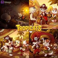 Tropicats Blacktail  illu