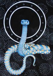 Watercolour Snake