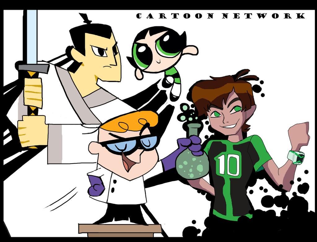 Cartoon Net By JulieDraw2046