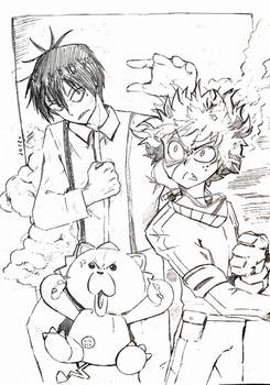 Anime random characters