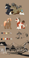 Species Sheet: Horses