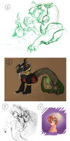 Sketch Dump: More random stuff