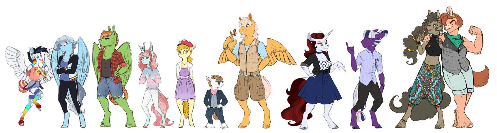 Pony People