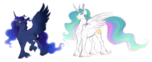 Woona and Celly