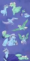SilverStratus doodle dump