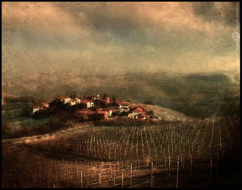 Village by Vittorio-Pellazza