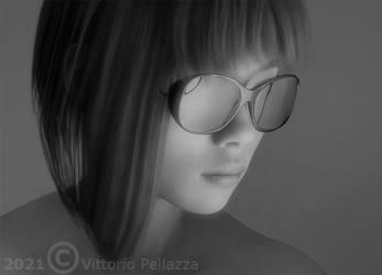 Sunglasses indoor 1