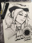 Lady Maria Of The Astral Clocktower Doodle