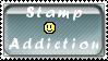 Stamp Addiction by WildWarriorWolf