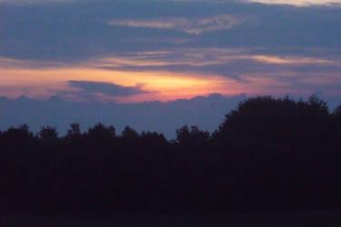 Dawn Glow by JREdwards