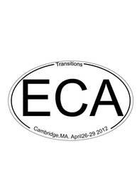 ECA Sticker