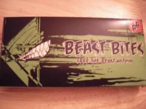 Beast Bites : Package Design : Front