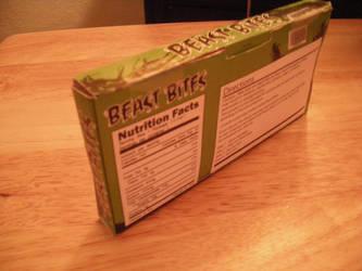Beast Bites : Package Design : Back