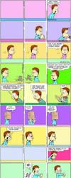 Jon, without Garfield by BeaverDesign