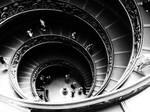 Bramante stairs.