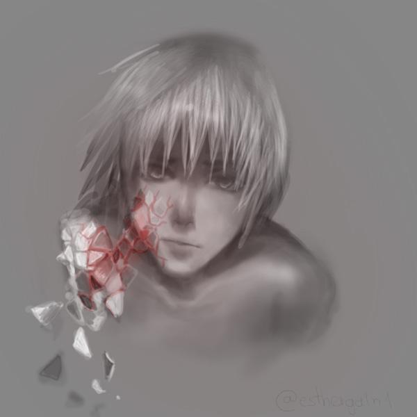 Yuko (unfinished) by EstheGO