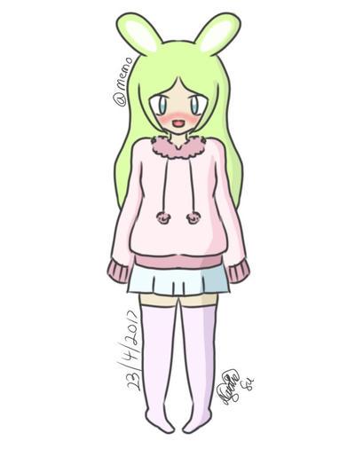 Bunny Girl by Memo-Neko328