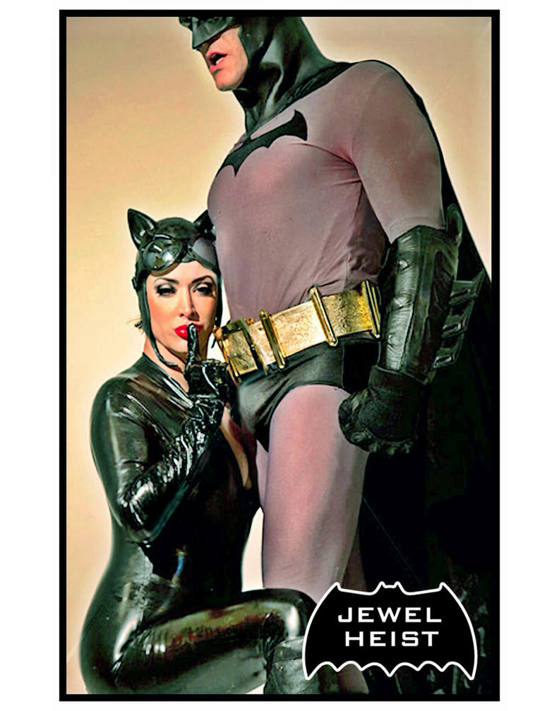 Batman Catwoman - The Wayne Jewels by thedorkbatward on DeviantArt