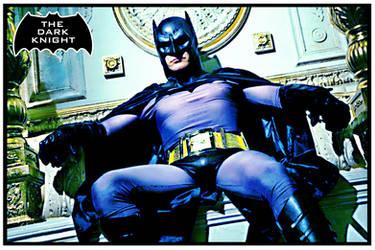 Batman - The Dark Knight by thedorkbatward