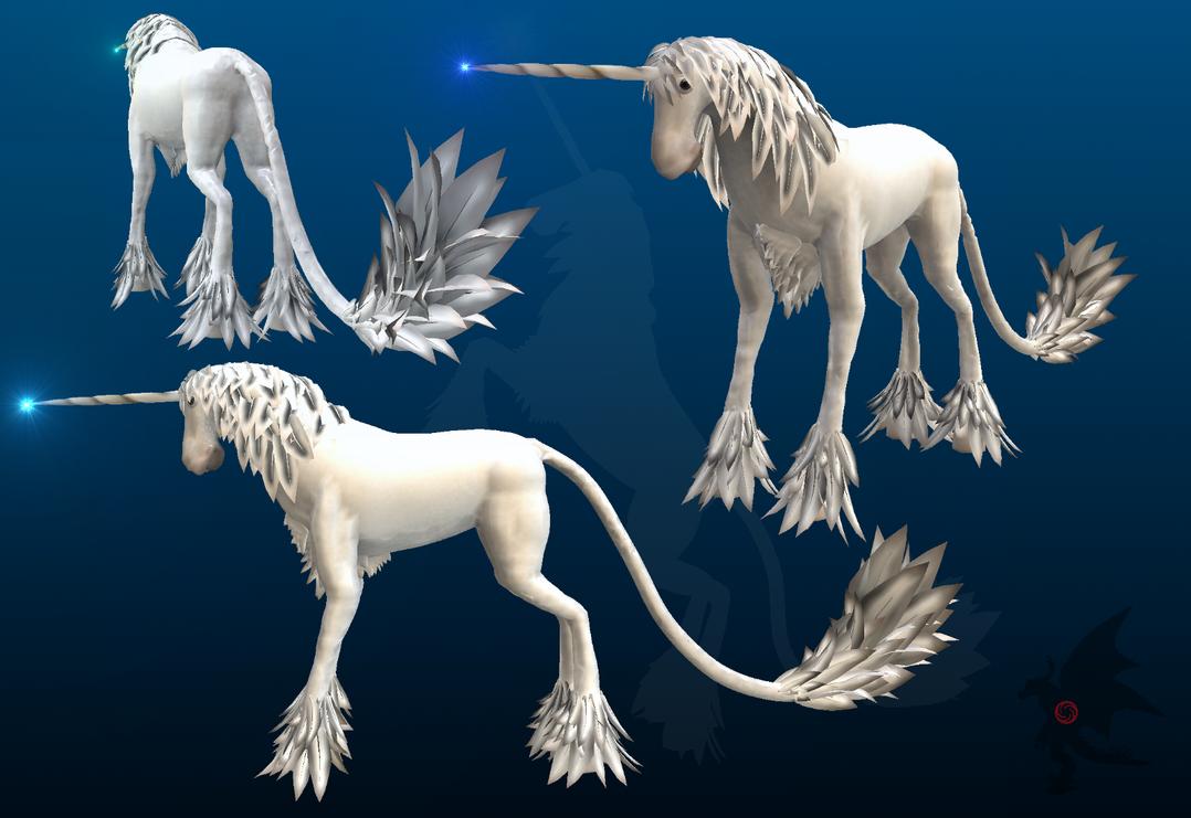 Unicorn by Nabesima