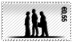 Olsen Gang Stamp