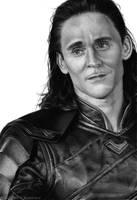 Loki Odinson by AnarchyWulf