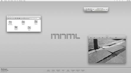 greyish mnml by dangzster