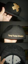 tony tony chopper new era cap by dangzster