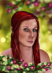 Portrait3 by amircea