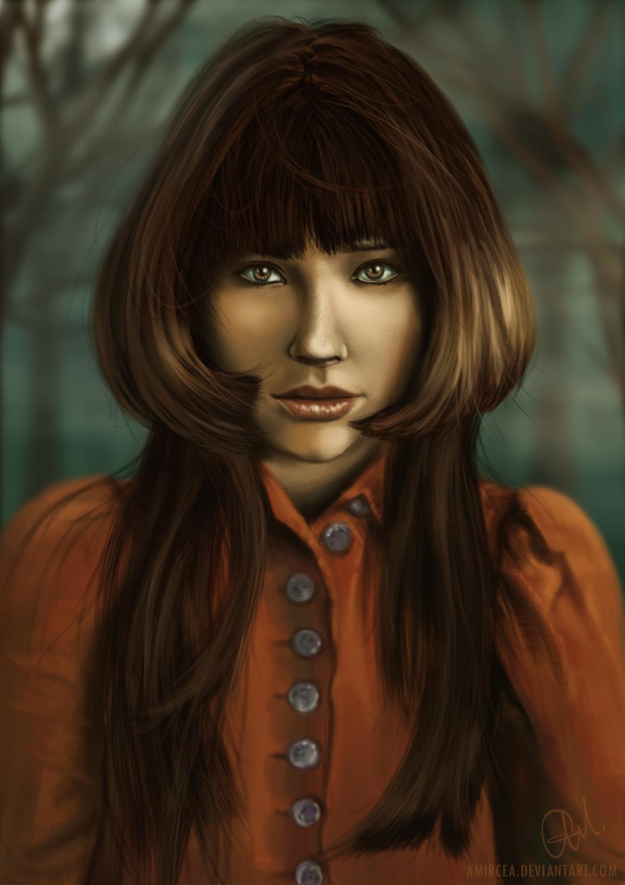Portrait 7 by amircea