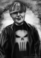 Portrait 9 by amircea