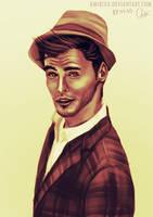 Portrait-11 by amircea
