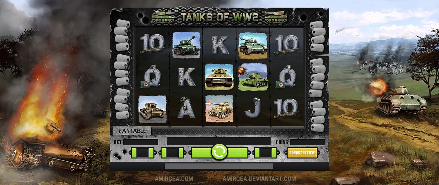 Tanks of WW2 Game