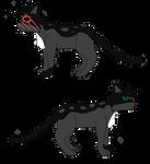 New Crowtint Ref by lorisaurus