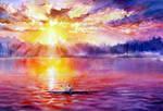 Watercolor - Ten Thousand Watts