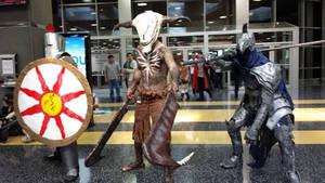 Dark Souls Group Acen 2013