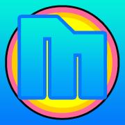 Mega 'M' Logo by viirevox