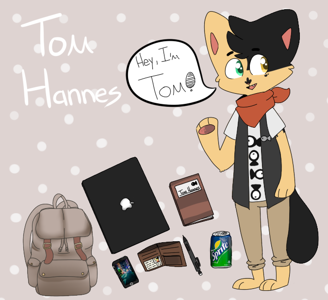 Tom Reference Sheet by QTipps