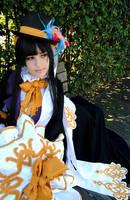 Ichihara Yuuko by SaraDarkLight