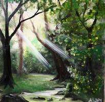 Landscape 1 by NataliyaBohdana