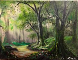 Landscape 2 by NataliyaBohdana