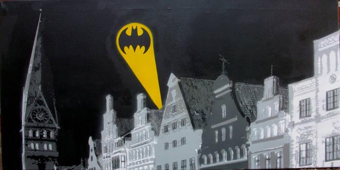 Lueneburg by Night