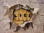Read Lies! by sykonurse
