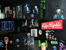 Club walls by sykonurse