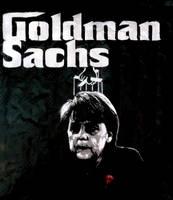 (Goldman) Sachs Puppet by sykonurse