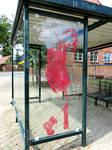 Bus Stop by sykonurse