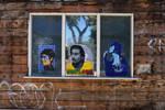 Street Art Without Borders Santa Barbara by sykonurse