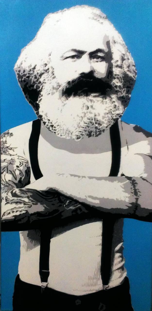 Marx by sykonurse