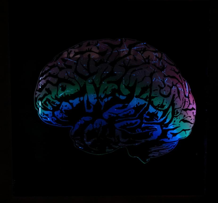 Brainbow light by sykonurse