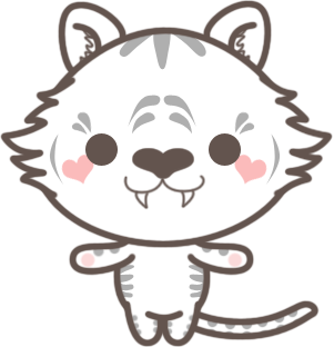 Tiger Gift ID by pronouncedyou